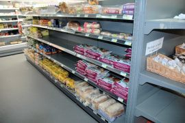 The Spar Shop in Lochcarron has its own in-store bakery and sells home-made filled rolls and sanfwiches.